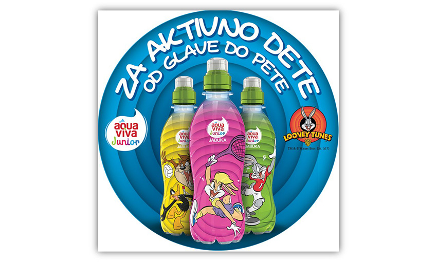 Aqua Viva Junior Elc Brands