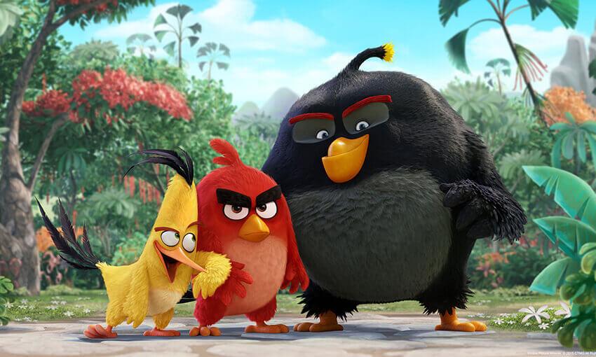 Angry Birds | ELC BRANDS